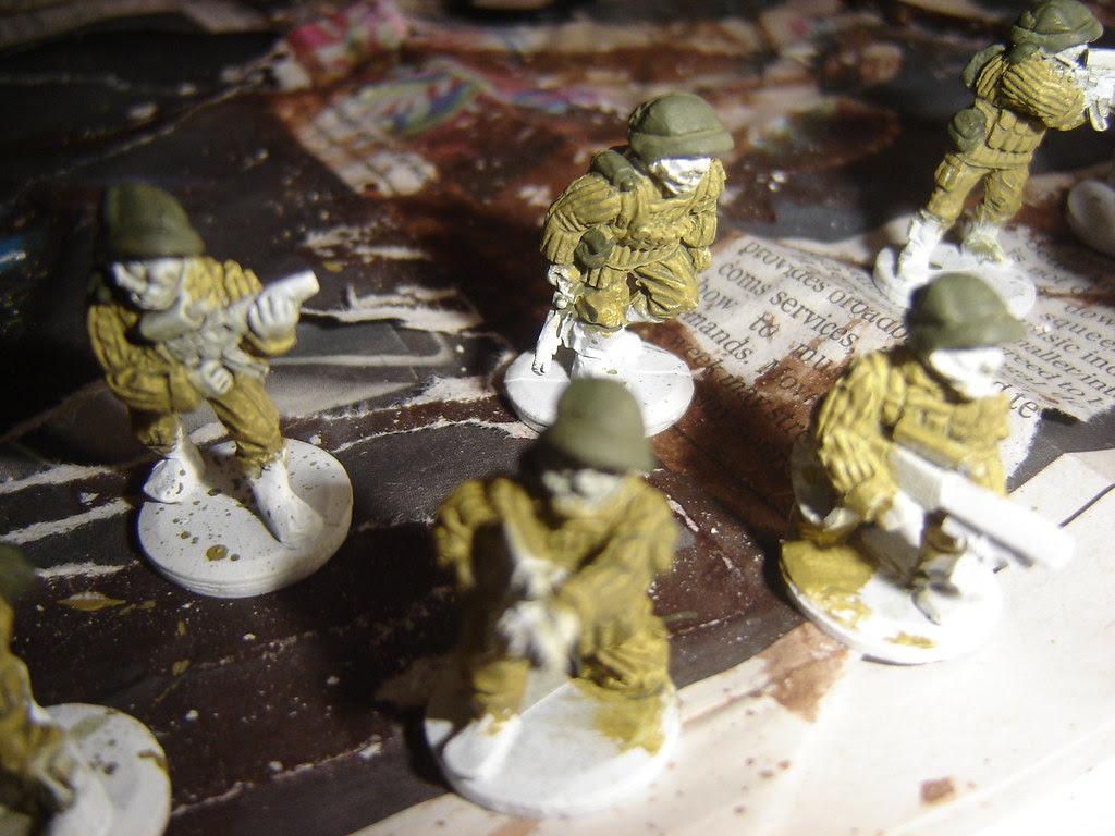 Troopers - Wash