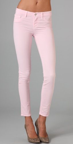 J Brand 11 inch Ankle Skinny Jeans