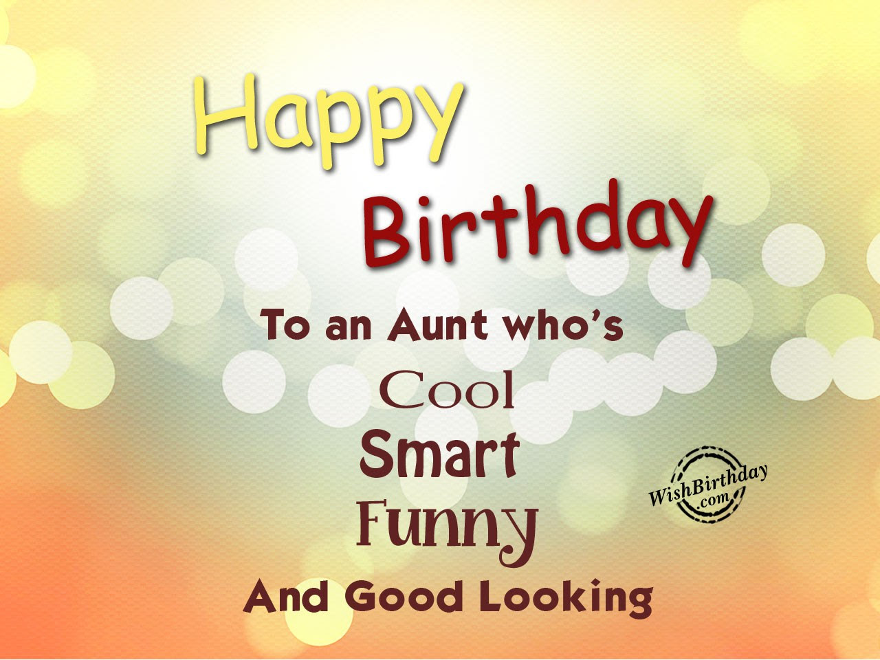 Funny Birthday Card Sayings For Aunt Quotes Quotesgram