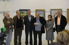Inauguración en la Casa de Cultura de Calpe