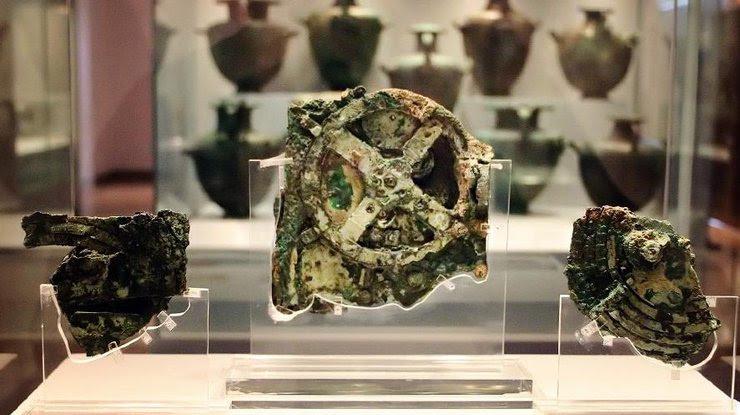 Антикитерскому механизму более 2 тысяч лет