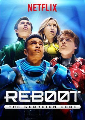 Reboot: The Guardian Code - Season 1