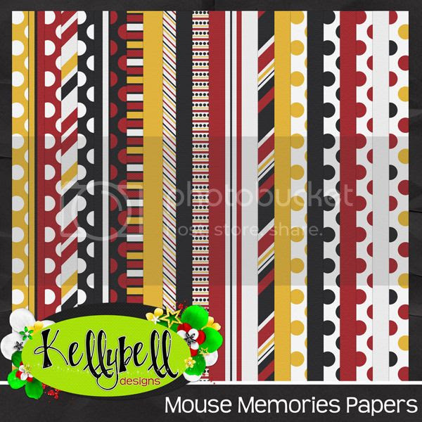 Kellybell Designs MM Papers