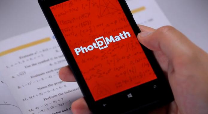 PhotoMath 1 (Foto: PhotoMath )