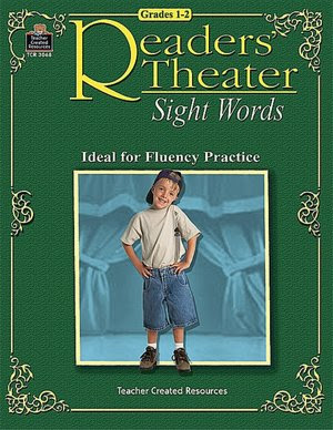 Reader's Theater: Sight Words Grades 1-2