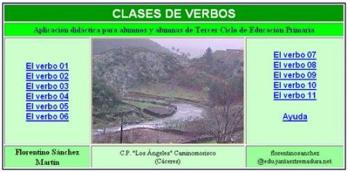 http://cplosangeles.juntaextremadura.net/web/lengua6/clasesdeverbos/clases07.htm