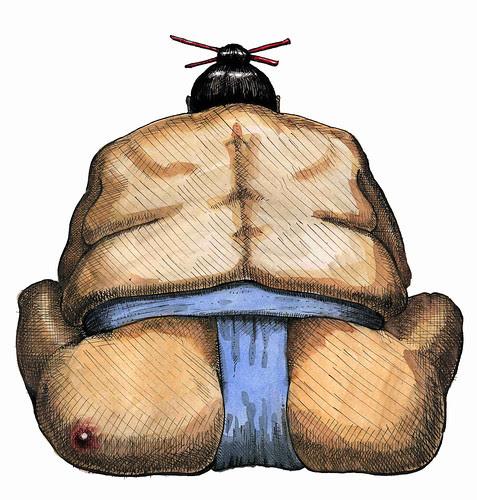 wrestler'swedgie