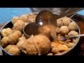 Bakso Mblenger, Makan Bakso dengan Cara yang Beda!