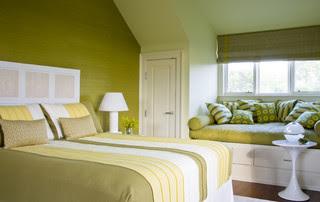 Beach House Bridgehampton modern bedroom