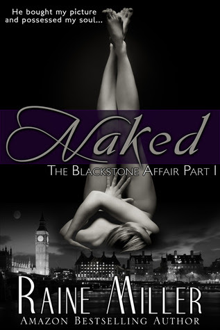 Naked (The Blackstone Affair, #1)