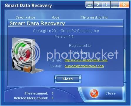 smart data recovery 破解 版