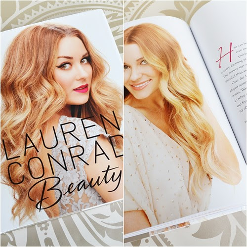 Lauren Conrad Beauty book Amazon