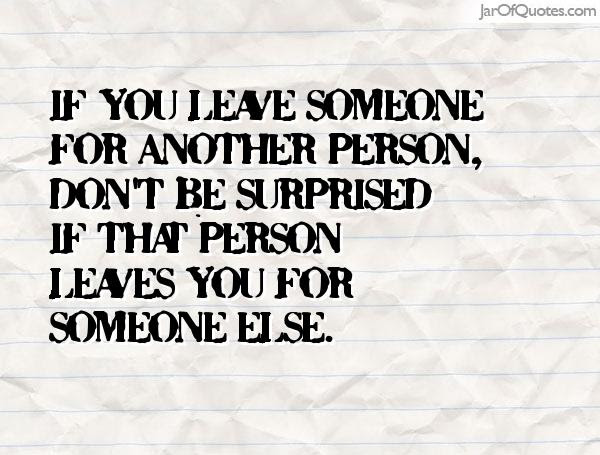 If Someone Leave You Quotes Ssmatters