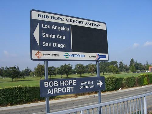 Bob Hope Airport Amtrak