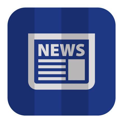 news icon folded flat iconset pelfusion