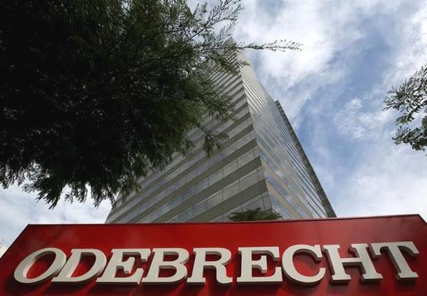 Sede da empreiteira Odebrecht em São Paulo (Foto: Paulo Whitaker/Arquivo/Reuters)