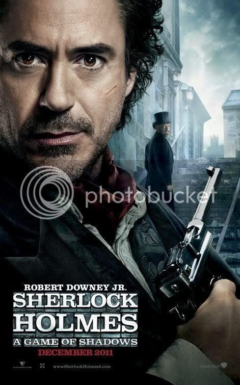 Sherlock Holmes: A Game of Shadows Sherlock Holmes: Jogo de Sombras