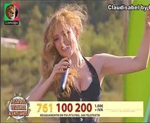 Claudisabek sensual a cantar