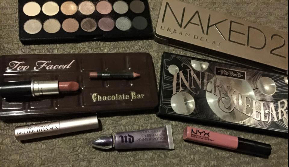 If You Were The Owner Of This Makeup Collection My Girlfriend A