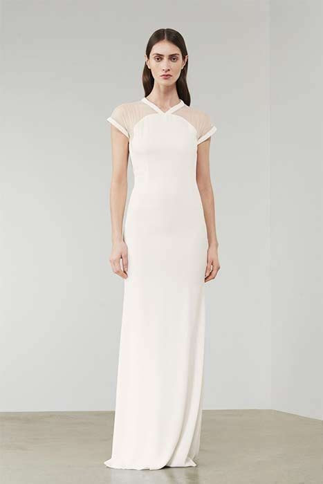 Victoria Beckham just dropped a wedding dress line ? and