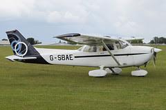 G-SBAE - 1983 Reims built Cessna 172P Skyhawk