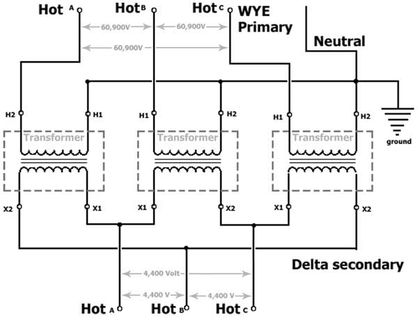 Wye Deltum Control Wiring Diagram