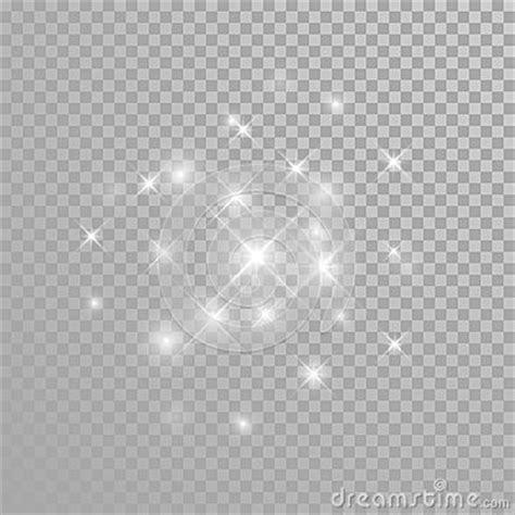 Vector Diamond Glitter Sparkles Splatter Stock