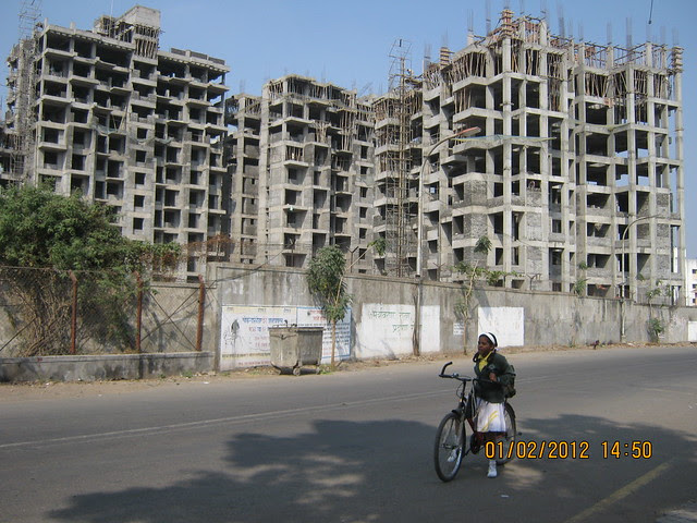 C, D, E & F Towers of Darode-Jog Properties' Shriniwas Westside-County at Pimple Gurav, Pune 411 027