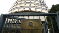 Fachada del Tribunal Constitucional. EUROPA PRESS