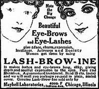 1916 First Lashbrowine