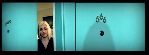 Capture d'écran vidéo Madonna numéro de chambre 669