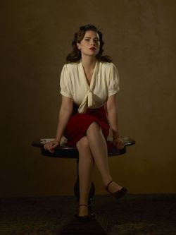 Season 2 Agent Carter cast photos!