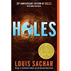 Amazon - Holes, by Louis Sachar