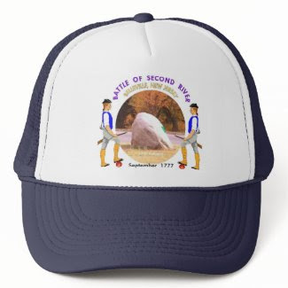 Battle of Second River Hat hat