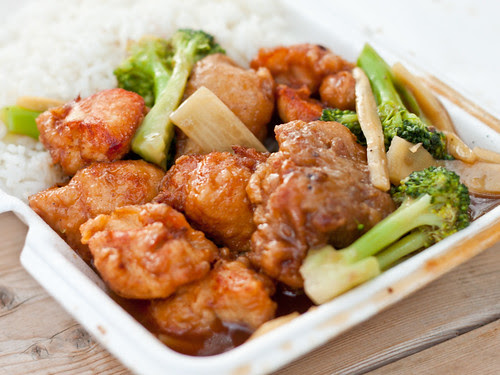 General Tso's (King's Wok)