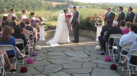 Jane and Nate's Hillsborough Vineyards Wedding ? DJ D Mac