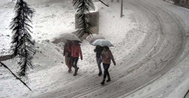 High Snowfall is Expected in Jammu-Kashmir and Himachal in the coming days