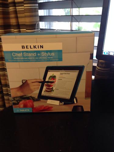 #belkin stand