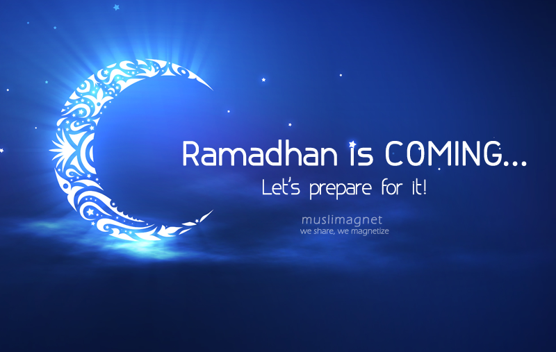 Ramadhan is coming Islamic Quotes