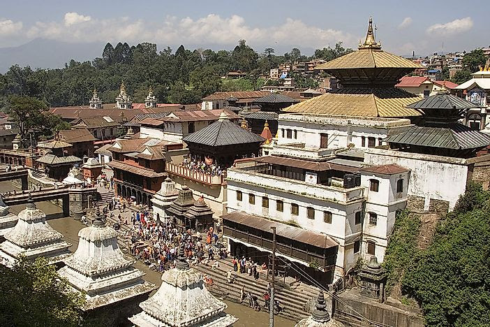 #8 Pashupatinath Temple