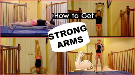 strong arms youtube