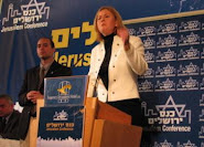 Tzipi Livni will deliver a peacful speech