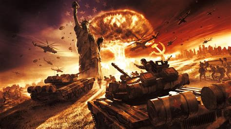 full hd wallpaper world  conflict battle statue