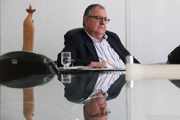 Luiz Eduardo Carneiro pediu exoneração do cargo de secretário