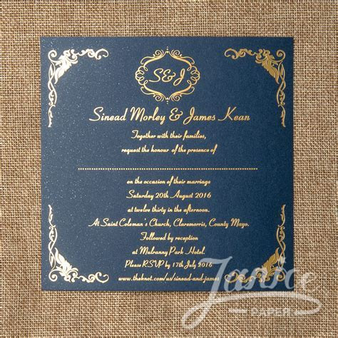 Foil Stamped Insert Cards WBFSI0001 [WBFSI0001]   $0.70