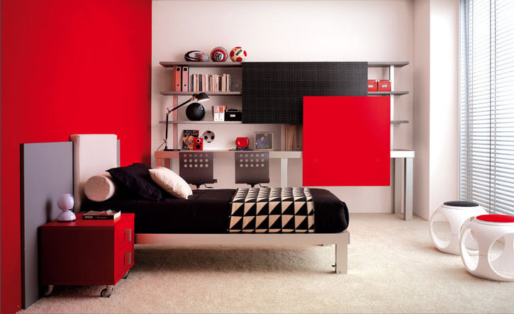 Beautiful Contemporary Teen Room Ideas 10 Contemporary Teen Rooms ...