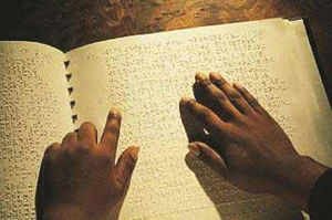 No braille textbooks for sightless college students in Odisha