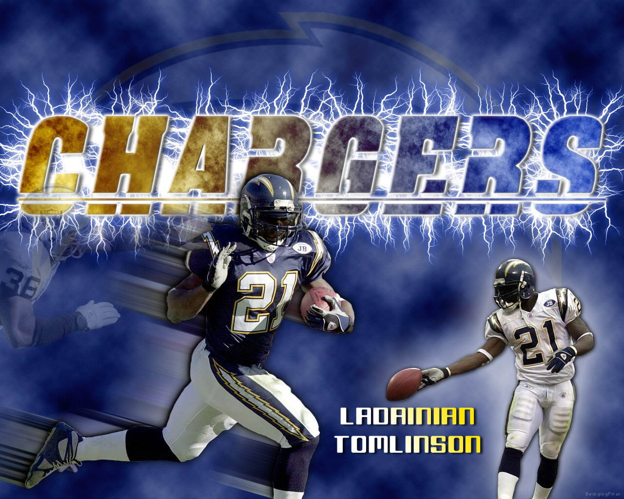 Chargers San Diego Chargers Wallpaper 186024 Fanpop