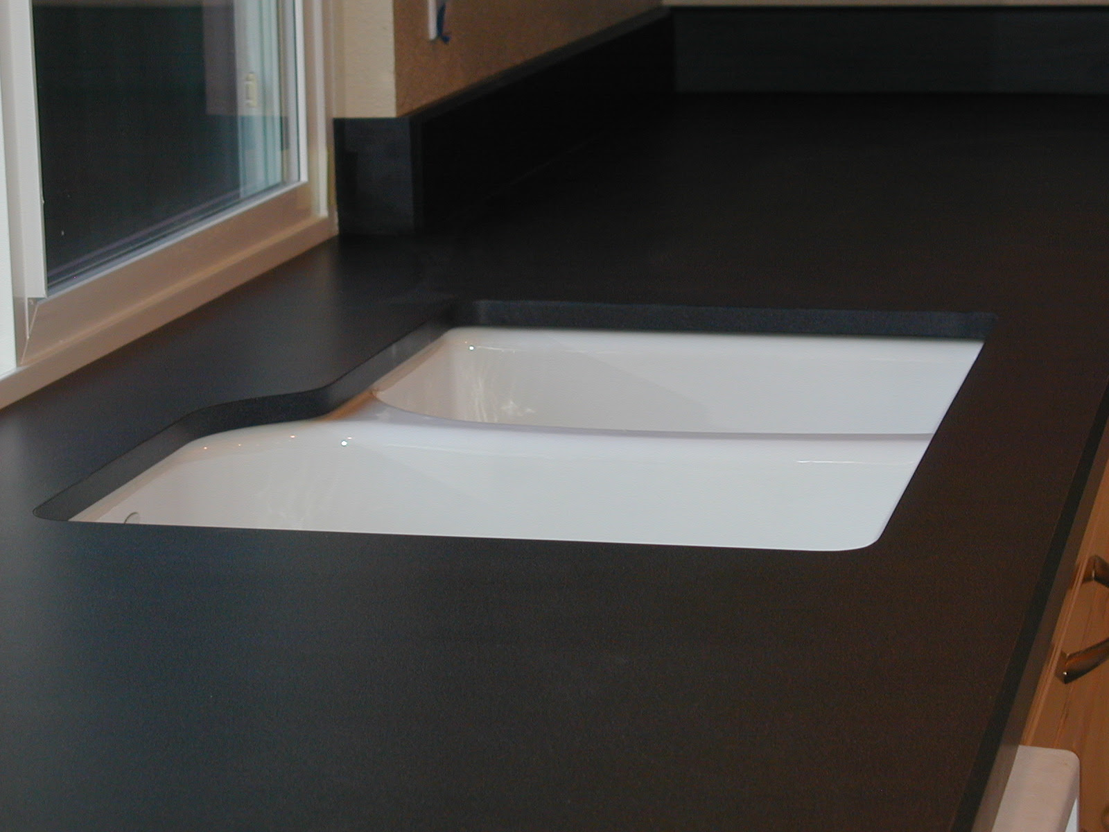 Laminate Countertop with Undermount Sink