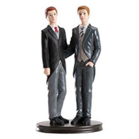 Muñecos para tarta de boda   Trending Toppers